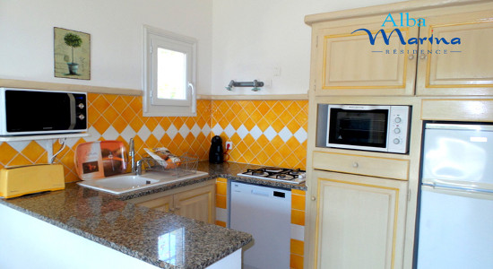 holiday residence alba marina sea view southern corsica 10