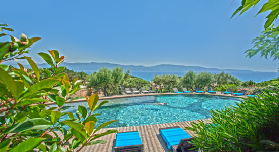 holiday residence cantu di mare olmeto plage southern corsica 24