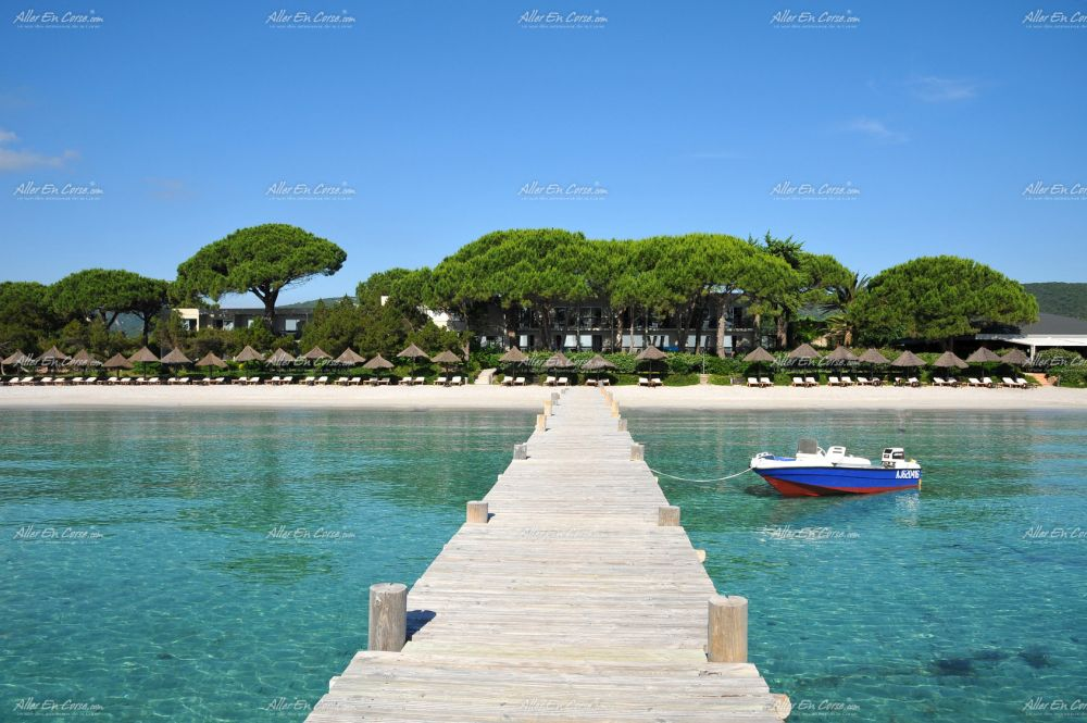 Santa Giulia Beach Clified By Unesco As One Of The Most Beautiful In World