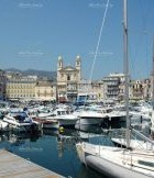 The old port of Bastia