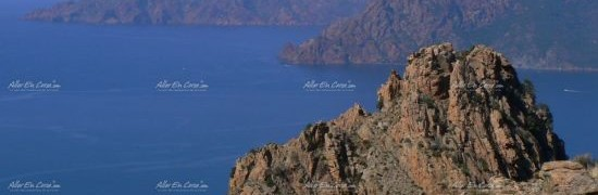 Calanques of Piana
