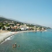 Beach of Cap Corse