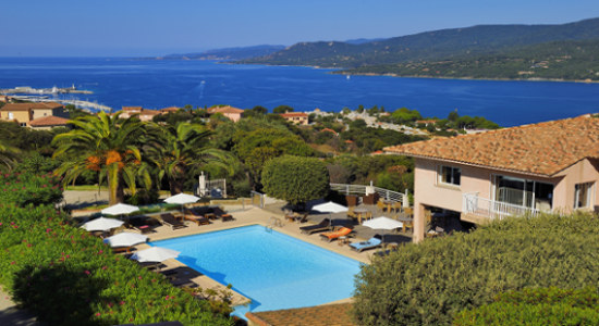 tourist residence aria marina propriano southern corsica 10